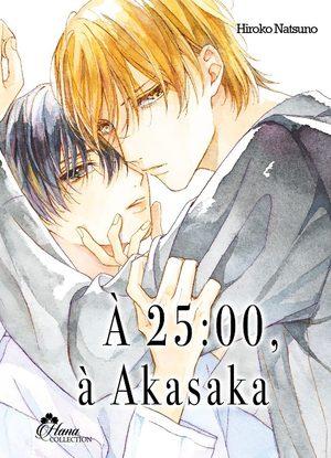 À 25 h, à Akasaka