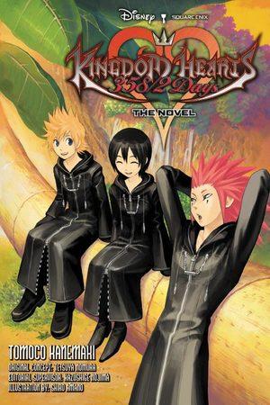 Kingdom Hearts 358/2 Days The Novel Roman