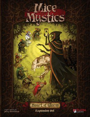 Mice and Mystics : Le Cœur de Glorm