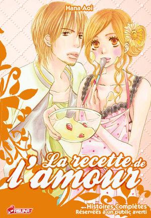 La Recette de l'Amour Manga