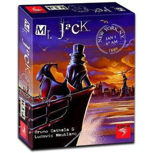 Mr Jack : New York