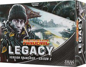 Pandemic : Legacy - Saison 2