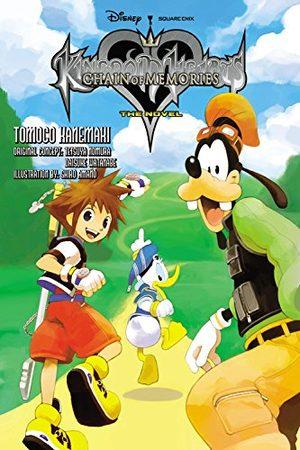 Kingdom Hearts Chain of Memories Roman