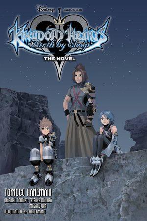 Kingdom Hearts Birth by Sleep Roman