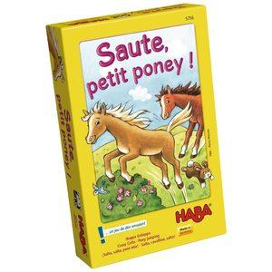 Saute petit poney !