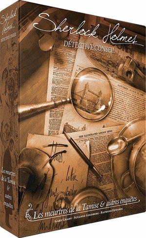 Sherlock Holmes : Détective conseil - Meurtres de la Tamise et autres enquêtes