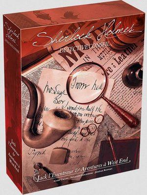 Sherlock Holmes : Détective conseil - Jack l'Éventreur