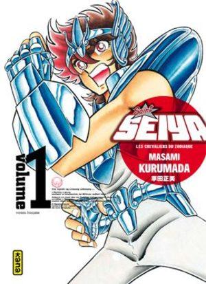 Saint Seiya - Les Chevaliers du Zodiaque Manga