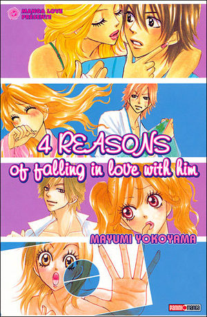 4 Reasons of falling in love with him Manga