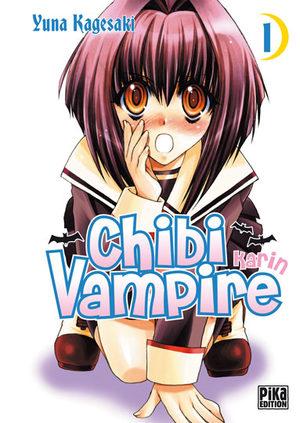 Chibi Vampire - Karin Manga