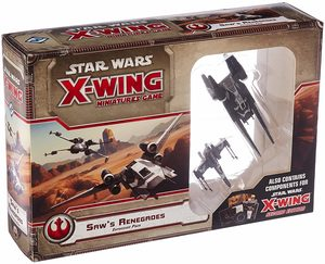 Star Wars : X-Wing - Les Renégats de Saw