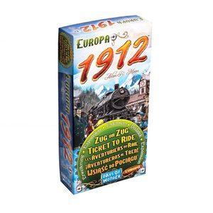 Les Aventuriers du rail : Europe - 1912