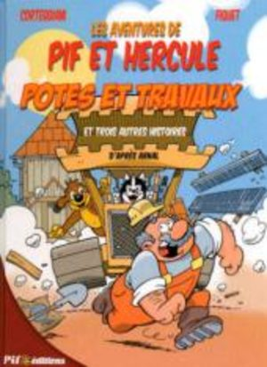 Les aventures de Pif et Hercule