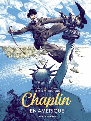 Chaplin en Amérique