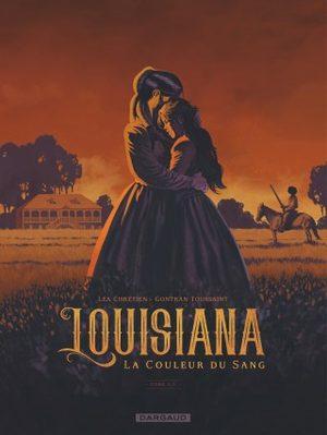 Louisiana, la couleur du sang