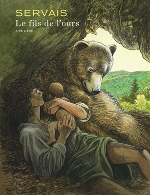 Le fils de l'ours (Servais) BD