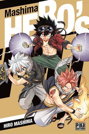 Hero's Manga