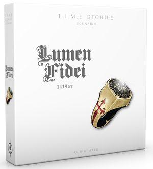 TIME Stories : Lumen Fidei