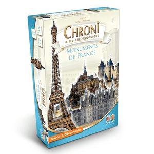 Chroni : Monuments de France