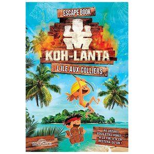 Escape Book : Koh Lanta