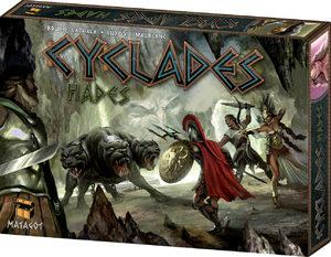 Cyclades - Extension Hades