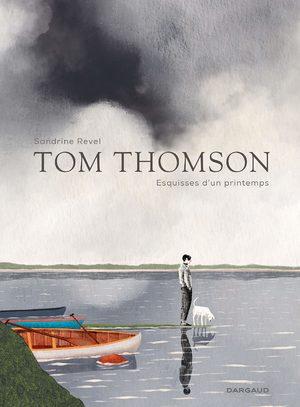 Tom Thomson, esquisses du printemps BD