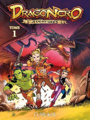 Dragonero aventures BD