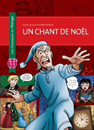 Un chant de Noël Manga