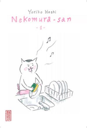 Nekomura-san Manga