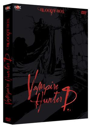 Vampire Hunter D : Film 1 - Chasseur de Vampires