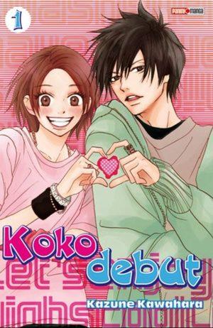 Koko debut Manga