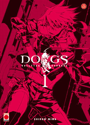Dogs - Bullets and Carnage Manga