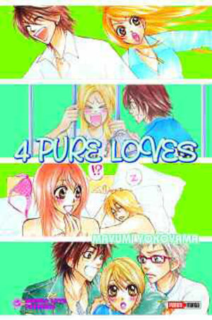 4 pure loves Manga