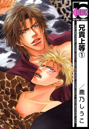 Aniki jôtô Manga