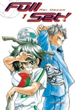 Full Set ! Manga
