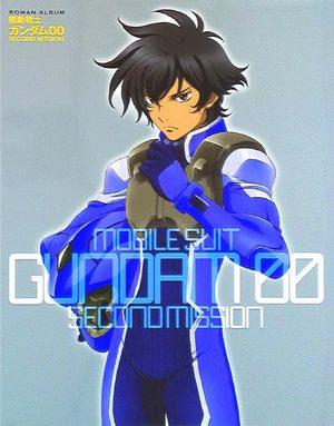 Mobile Suit Gundam 00 SECOND MISSION Roman Album