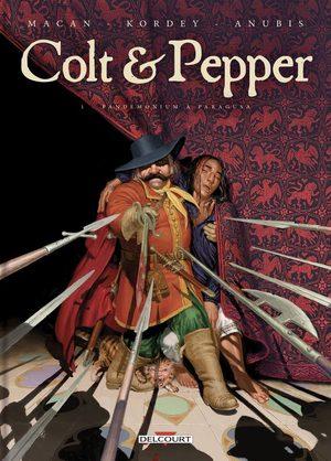 Colt et Pepper