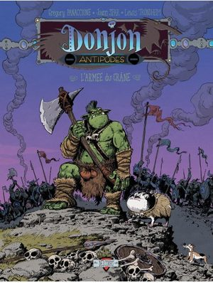 Donjon - Antipodes