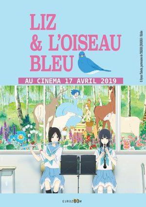 Liz et l'oiseau bleu Film