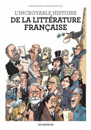L'incroyable Histoire de la littérature française BD