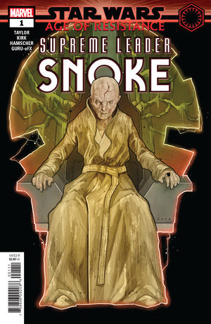 Star Wars - Age of Resistance : Supreme Leader Snoke