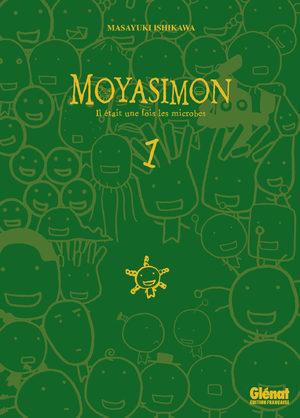 Moyasimon Manga