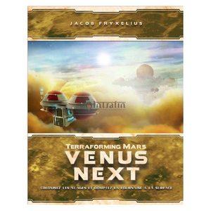 Terraforming Mars : Venus Next