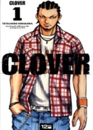 Clover Manga