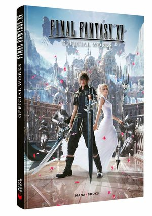 Final Fantasy XV - Official Works