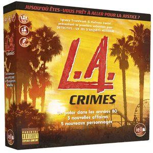 Detective LA Crimes