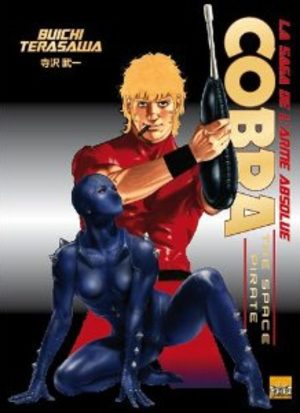 Cobra the Space Pirate - Originale Deluxe Manga