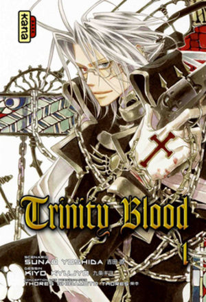 Trinity Blood Manga