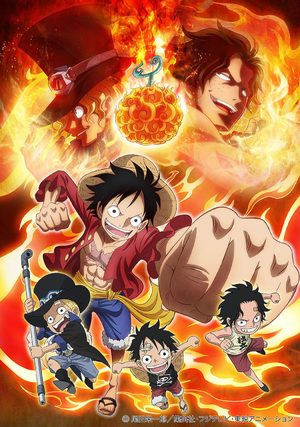 One piece - Episode de Sabo
