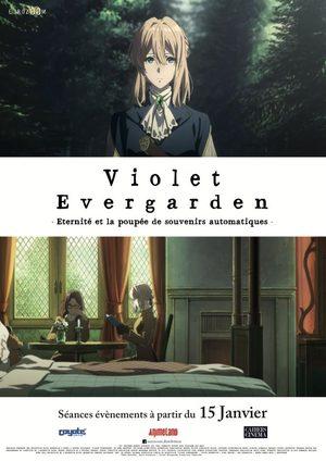 Violet Evergarden : Eternité et la poupée de souvenirs automatiques Film